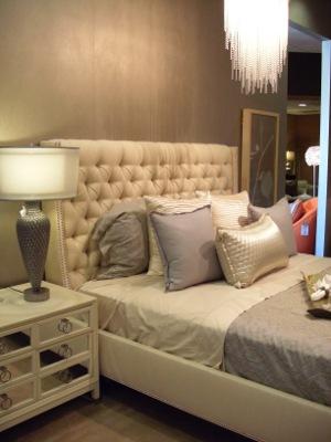 Retail art review focus on boca raton create display for Posh bedroom designs