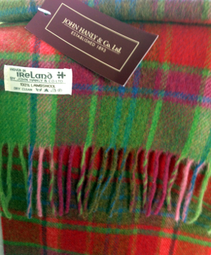 Hanly Irish Wool Textiles