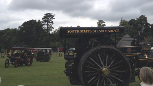 VeVehicles at Vintage Steam Fair