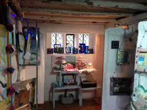 Pop Up Shop in Walderton Cottage