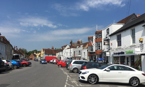 Titchfield Village High Street