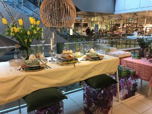 Floral Table Magasin