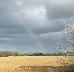 Rainbow in Bosham