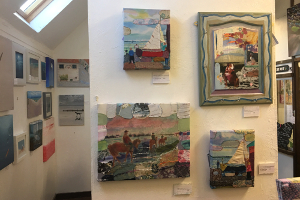 Create Display Textiles at Bosham Walk