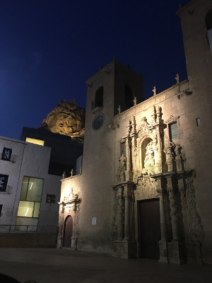 Basilica of Santa Maria, Alicante