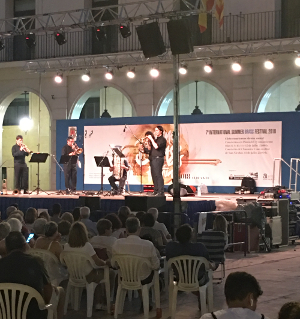 7th international summar brass festival, Alicante