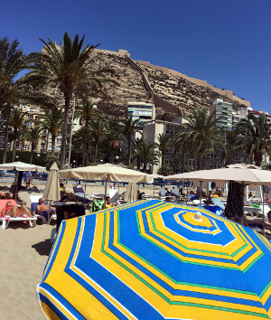 Alicante umbrella