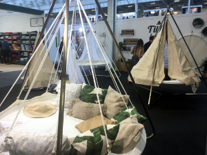 Tii-Pii hammock at Top Drawer