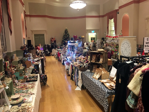 Assembly Rooms  Christmas Fair, North Street Chichester