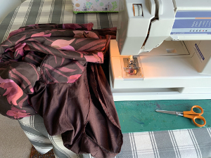 sewing new arm holes