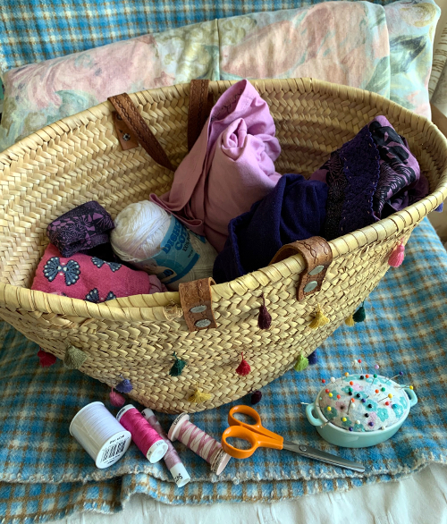 A Howse's 'quick'win' alterations basket